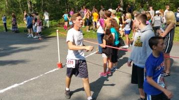 Chris and Kevin Truskey 5K, 10K, Run, Walk, Tuscarora State Park, Barnesville, 8-29-2015 (265)