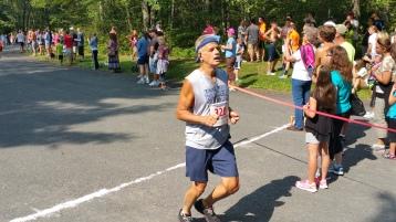 Chris and Kevin Truskey 5K, 10K, Run, Walk, Tuscarora State Park, Barnesville, 8-29-2015 (266)
