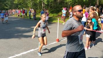 Chris and Kevin Truskey 5K, 10K, Run, Walk, Tuscarora State Park, Barnesville, 8-29-2015 (268)