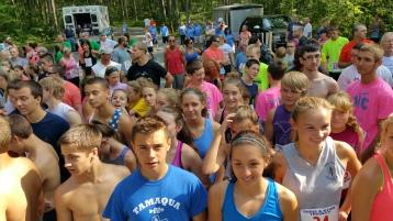 Chris and Kevin Truskey 5K, 10K, Run, Walk, Tuscarora State Park, Barnesville, 8-29-2015 (27)