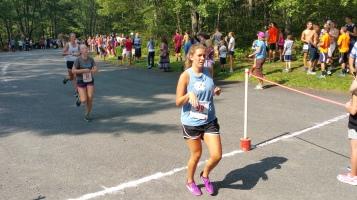 Chris and Kevin Truskey 5K, 10K, Run, Walk, Tuscarora State Park, Barnesville, 8-29-2015 (273)