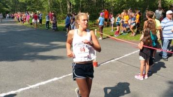 Chris and Kevin Truskey 5K, 10K, Run, Walk, Tuscarora State Park, Barnesville, 8-29-2015 (275)