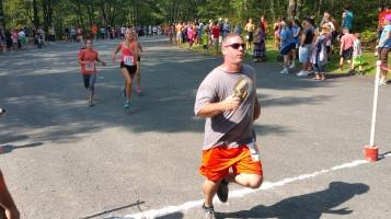 Chris and Kevin Truskey 5K, 10K, Run, Walk, Tuscarora State Park, Barnesville, 8-29-2015 (279)