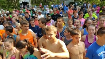 Chris and Kevin Truskey 5K, 10K, Run, Walk, Tuscarora State Park, Barnesville, 8-29-2015 (28)
