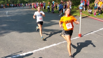 Chris and Kevin Truskey 5K, 10K, Run, Walk, Tuscarora State Park, Barnesville, 8-29-2015 (283)