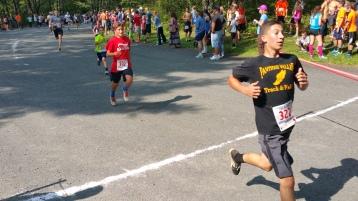 Chris and Kevin Truskey 5K, 10K, Run, Walk, Tuscarora State Park, Barnesville, 8-29-2015 (284)