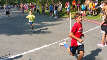 Chris and Kevin Truskey 5K, 10K, Run, Walk, Tuscarora State Park, Barnesville, 8-29-2015 (285)