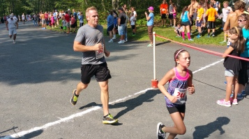 Chris and Kevin Truskey 5K, 10K, Run, Walk, Tuscarora State Park, Barnesville, 8-29-2015 (287)