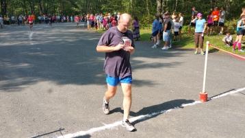 Chris and Kevin Truskey 5K, 10K, Run, Walk, Tuscarora State Park, Barnesville, 8-29-2015 (290)