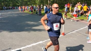 Chris and Kevin Truskey 5K, 10K, Run, Walk, Tuscarora State Park, Barnesville, 8-29-2015 (292)