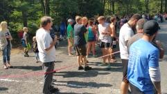 Chris and Kevin Truskey 5K, 10K, Run, Walk, Tuscarora State Park, Barnesville, 8-29-2015 (294)