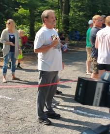 Chris and Kevin Truskey 5K, 10K, Run, Walk, Tuscarora State Park, Barnesville, 8-29-2015 (296)