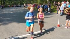 Chris and Kevin Truskey 5K, 10K, Run, Walk, Tuscarora State Park, Barnesville, 8-29-2015 (297)