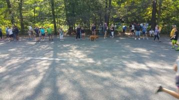 Chris and Kevin Truskey 5K, 10K, Run, Walk, Tuscarora State Park, Barnesville, 8-29-2015 (3)