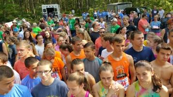 Chris and Kevin Truskey 5K, 10K, Run, Walk, Tuscarora State Park, Barnesville, 8-29-2015 (30)