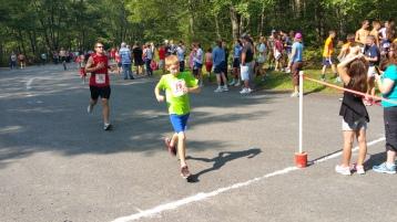 Chris and Kevin Truskey 5K, 10K, Run, Walk, Tuscarora State Park, Barnesville, 8-29-2015 (301)