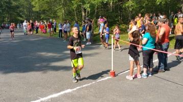 Chris and Kevin Truskey 5K, 10K, Run, Walk, Tuscarora State Park, Barnesville, 8-29-2015 (307)