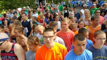 Chris and Kevin Truskey 5K, 10K, Run, Walk, Tuscarora State Park, Barnesville, 8-29-2015 (31)