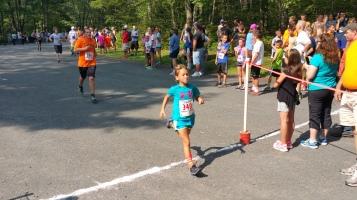 Chris and Kevin Truskey 5K, 10K, Run, Walk, Tuscarora State Park, Barnesville, 8-29-2015 (310)