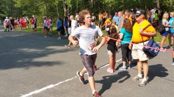 Chris and Kevin Truskey 5K, 10K, Run, Walk, Tuscarora State Park, Barnesville, 8-29-2015 (312)