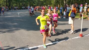 Chris and Kevin Truskey 5K, 10K, Run, Walk, Tuscarora State Park, Barnesville, 8-29-2015 (315)