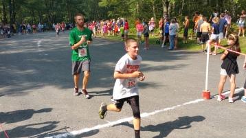 Chris and Kevin Truskey 5K, 10K, Run, Walk, Tuscarora State Park, Barnesville, 8-29-2015 (321)