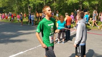 Chris and Kevin Truskey 5K, 10K, Run, Walk, Tuscarora State Park, Barnesville, 8-29-2015 (322)
