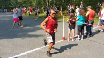 Chris and Kevin Truskey 5K, 10K, Run, Walk, Tuscarora State Park, Barnesville, 8-29-2015 (324)