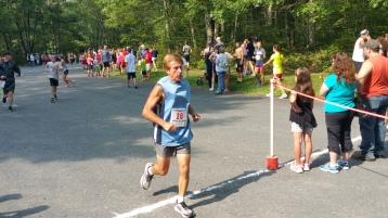 Chris and Kevin Truskey 5K, 10K, Run, Walk, Tuscarora State Park, Barnesville, 8-29-2015 (325)