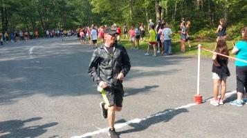 Chris and Kevin Truskey 5K, 10K, Run, Walk, Tuscarora State Park, Barnesville, 8-29-2015 (326)