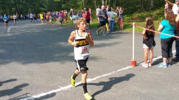 Chris and Kevin Truskey 5K, 10K, Run, Walk, Tuscarora State Park, Barnesville, 8-29-2015 (329)