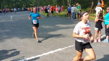 Chris and Kevin Truskey 5K, 10K, Run, Walk, Tuscarora State Park, Barnesville, 8-29-2015 (330)