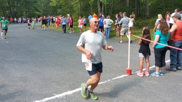Chris and Kevin Truskey 5K, 10K, Run, Walk, Tuscarora State Park, Barnesville, 8-29-2015 (332)