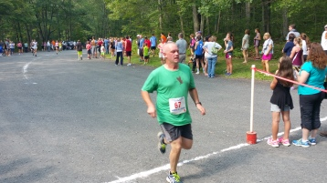 Chris and Kevin Truskey 5K, 10K, Run, Walk, Tuscarora State Park, Barnesville, 8-29-2015 (333)