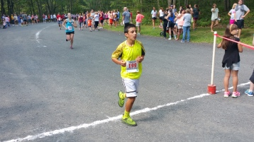 Chris and Kevin Truskey 5K, 10K, Run, Walk, Tuscarora State Park, Barnesville, 8-29-2015 (337)