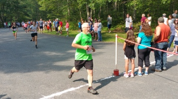Chris and Kevin Truskey 5K, 10K, Run, Walk, Tuscarora State Park, Barnesville, 8-29-2015 (346)
