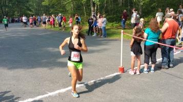Chris and Kevin Truskey 5K, 10K, Run, Walk, Tuscarora State Park, Barnesville, 8-29-2015 (348)