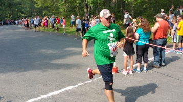 Chris and Kevin Truskey 5K, 10K, Run, Walk, Tuscarora State Park, Barnesville, 8-29-2015 (349)