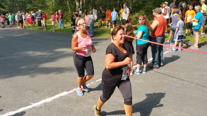 Chris and Kevin Truskey 5K, 10K, Run, Walk, Tuscarora State Park, Barnesville, 8-29-2015 (351)