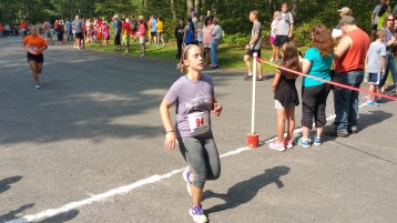 Chris and Kevin Truskey 5K, 10K, Run, Walk, Tuscarora State Park, Barnesville, 8-29-2015 (352)
