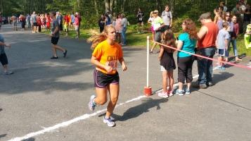 Chris and Kevin Truskey 5K, 10K, Run, Walk, Tuscarora State Park, Barnesville, 8-29-2015 (353)