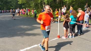 Chris and Kevin Truskey 5K, 10K, Run, Walk, Tuscarora State Park, Barnesville, 8-29-2015 (354)