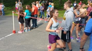 Chris and Kevin Truskey 5K, 10K, Run, Walk, Tuscarora State Park, Barnesville, 8-29-2015 (357)