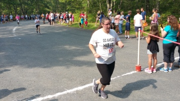 Chris and Kevin Truskey 5K, 10K, Run, Walk, Tuscarora State Park, Barnesville, 8-29-2015 (363)