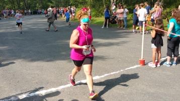 Chris and Kevin Truskey 5K, 10K, Run, Walk, Tuscarora State Park, Barnesville, 8-29-2015 (367)