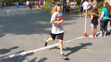 Chris and Kevin Truskey 5K, 10K, Run, Walk, Tuscarora State Park, Barnesville, 8-29-2015 (368)