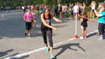 Chris and Kevin Truskey 5K, 10K, Run, Walk, Tuscarora State Park, Barnesville, 8-29-2015 (369)