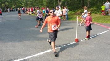 Chris and Kevin Truskey 5K, 10K, Run, Walk, Tuscarora State Park, Barnesville, 8-29-2015 (378)