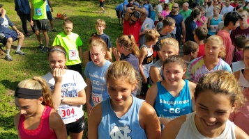 Chris and Kevin Truskey 5K, 10K, Run, Walk, Tuscarora State Park, Barnesville, 8-29-2015 (38)