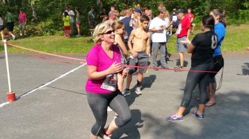 Chris and Kevin Truskey 5K, 10K, Run, Walk, Tuscarora State Park, Barnesville, 8-29-2015 (385)